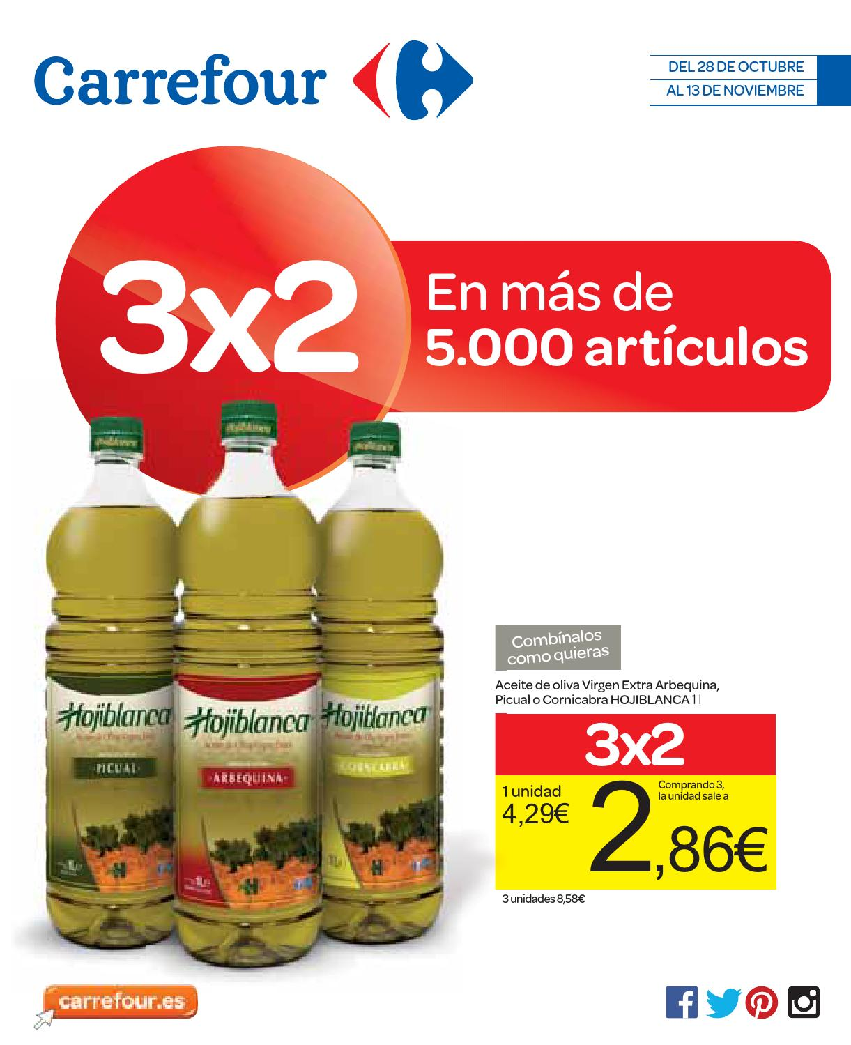Catalogo carrefour alimentaci n noviembre by catalogo for Piscinas carrefour catalogo 2016