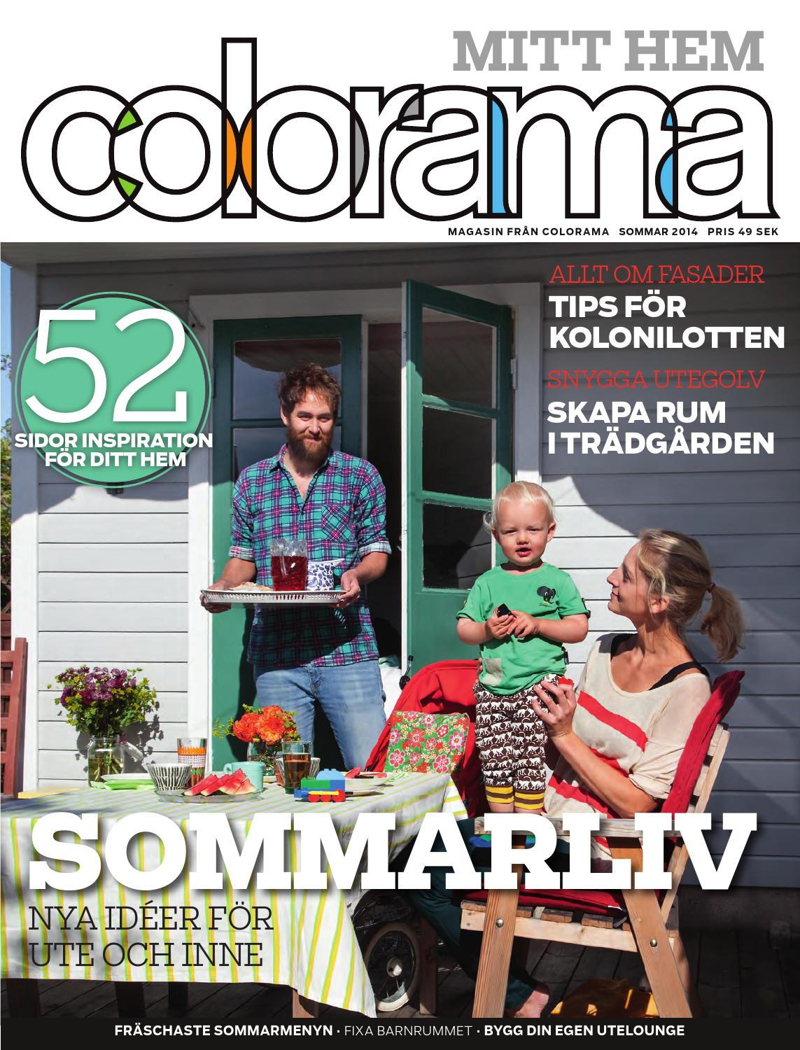 Colorama mitt hem, 2014 2 sommar by colorama   issuu
