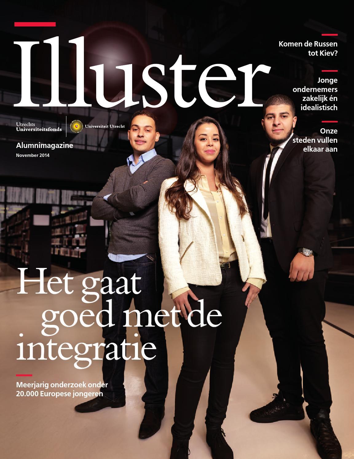 Alumnimagazine Illuster (maart 2014) by Utrechts ...