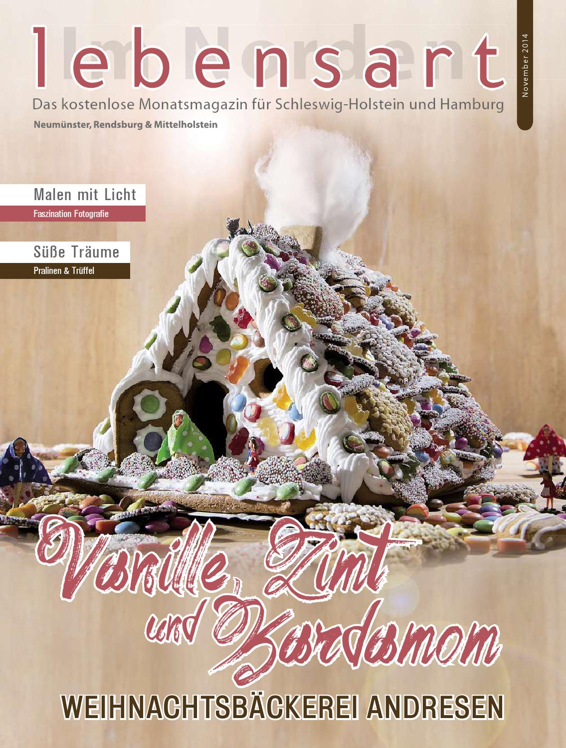 Lebensart im Norden, Hamburg West, November 2014 by Verlagskontor ...