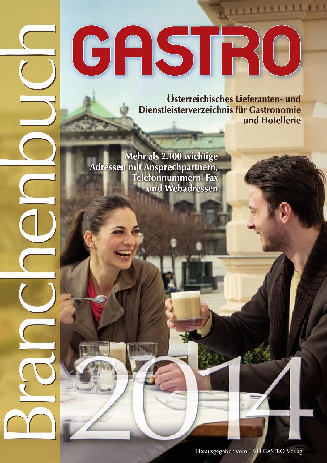 GASTRO Branchenbuch 2014 by GASTRO das Fachmagazin - issuu