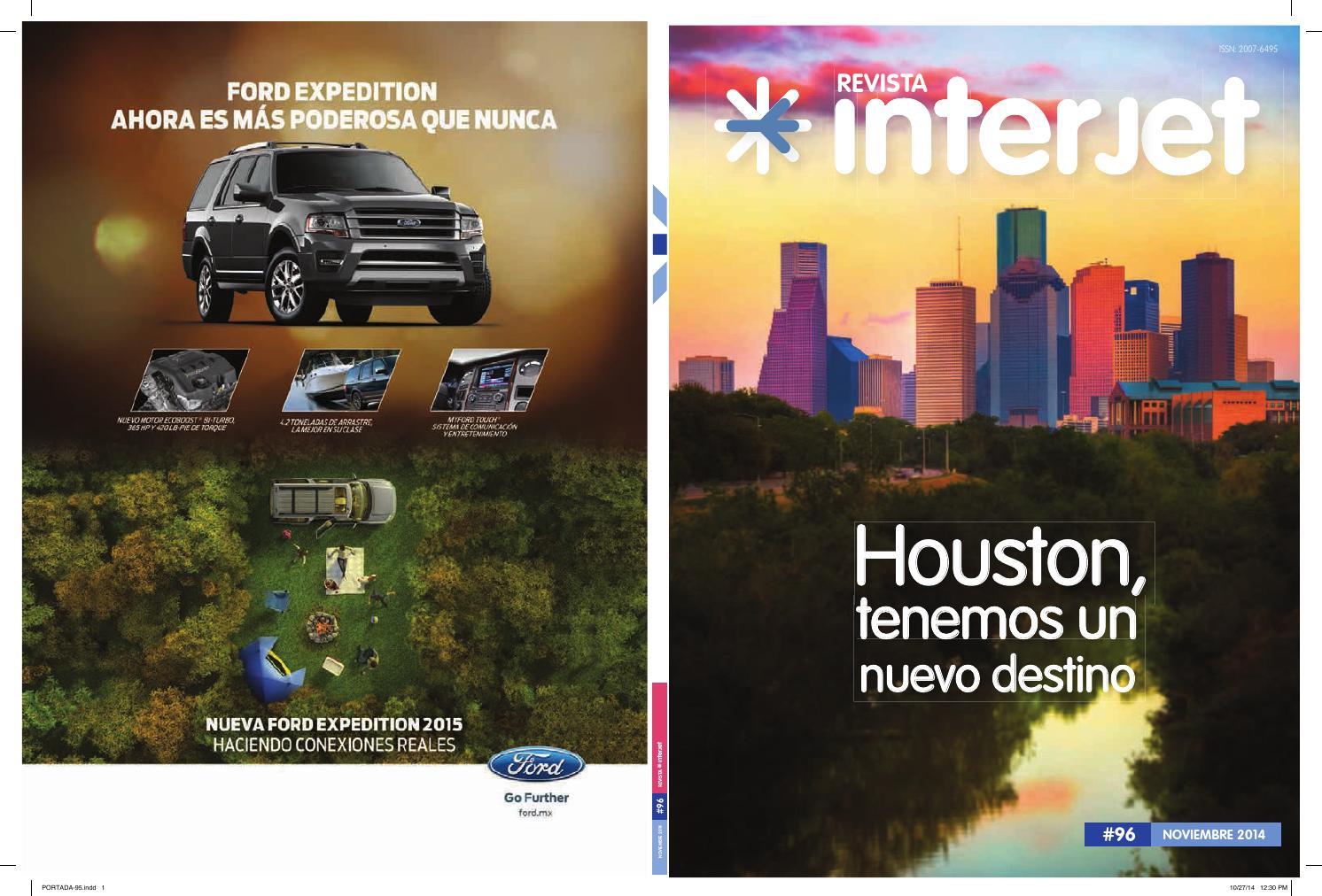 Revista Interjet Noviembre 2014 By Interjet Issuu