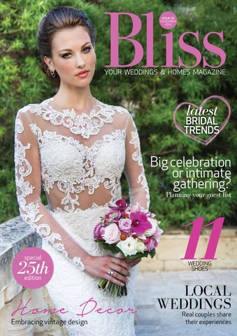 Free magazine Bliss