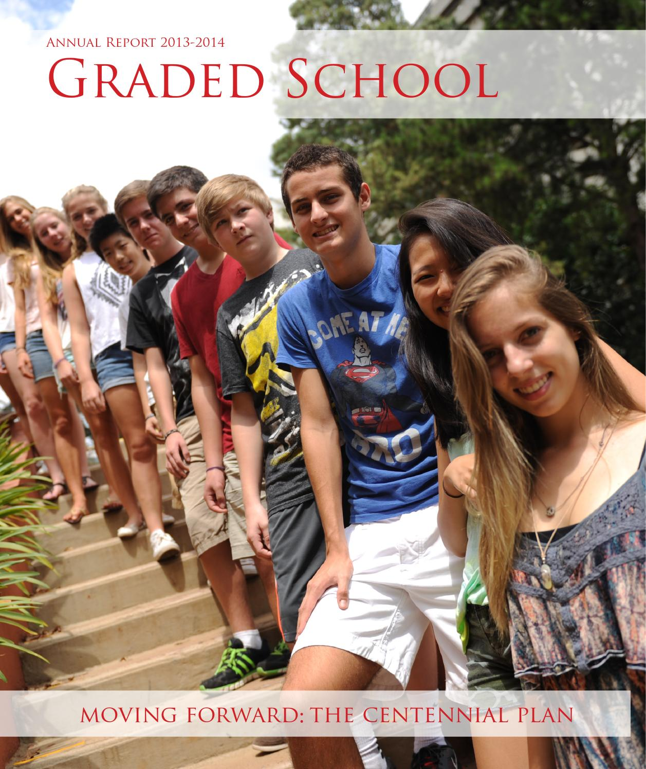 Annual Report 2013-2014 by Graded - issuu