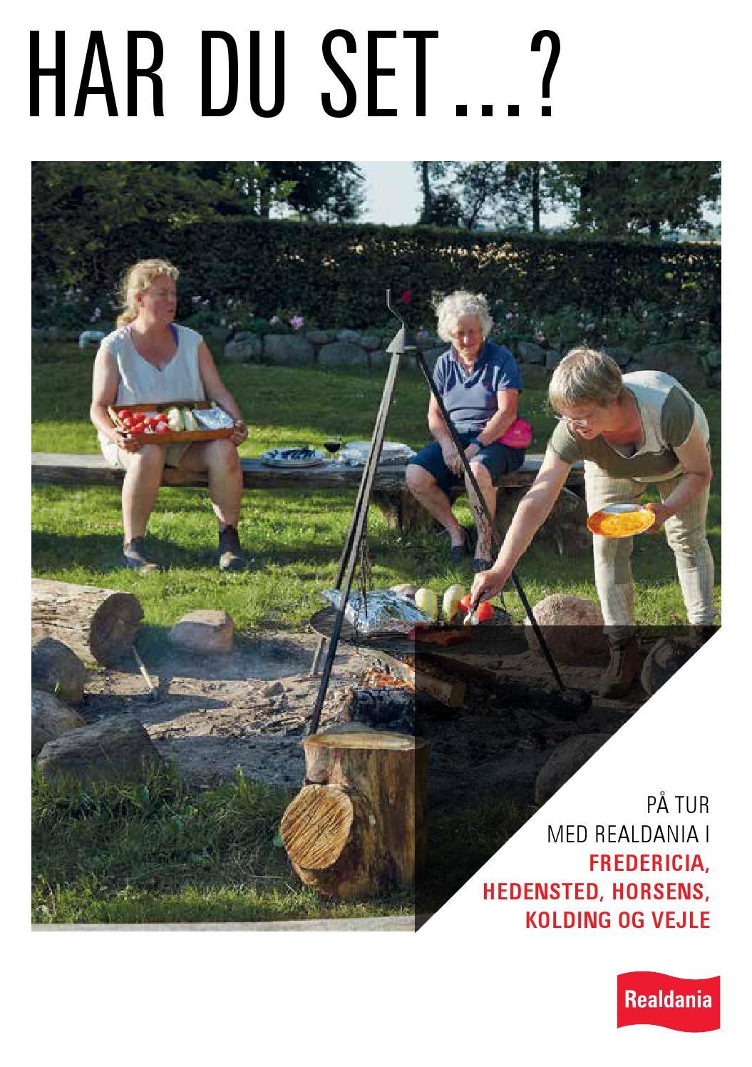 Har du set...? Fredericia, Hedensted, Horsens,Kolding og Vejle.Område 5 by Realdania.dk - issuu