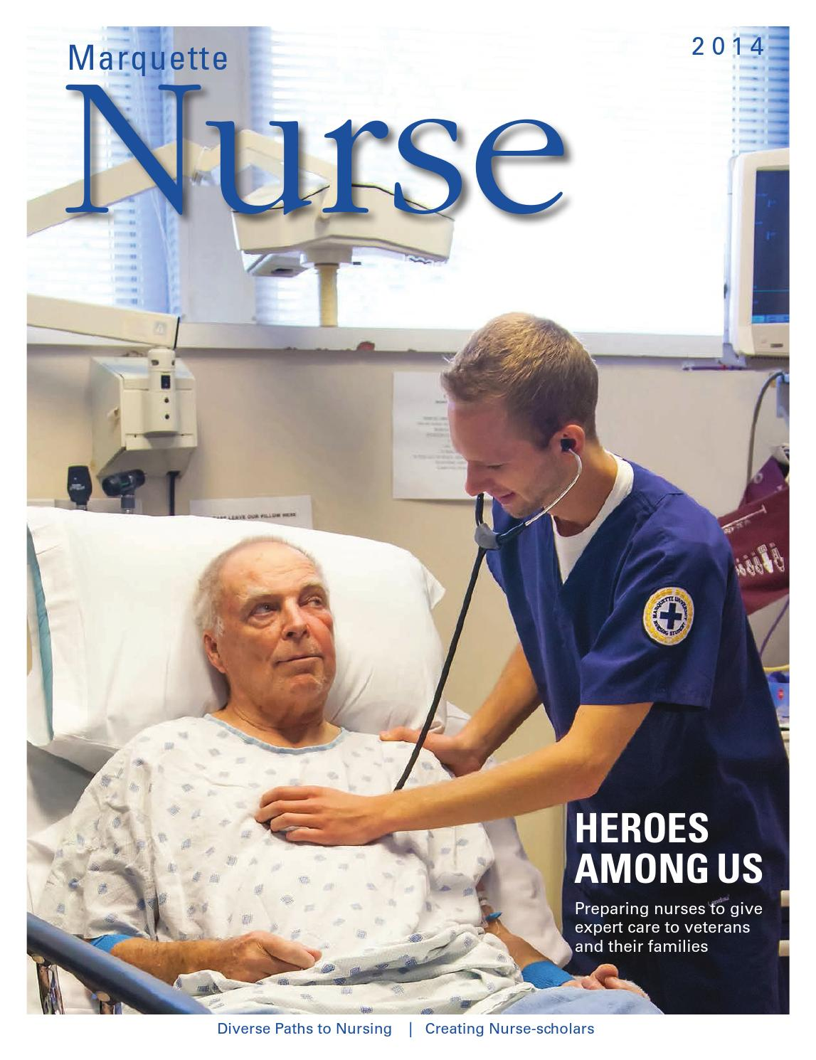male nurses essay The pre-licensure men in nursing video scholarship supports a male pre-licensure nursing student applicants must be a member of aamn and submit a 1-4 minute video about recruiting men into the nursing profession.