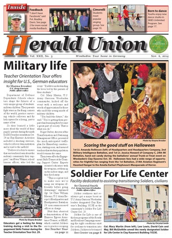 Herald Union, Nov 6, 2014