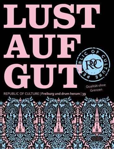 LUST AUF GUT Magazin | Freiburg Nr. 39