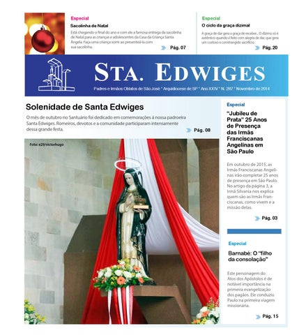 [Jornal Sta Edwiges (Novembro/2014)]