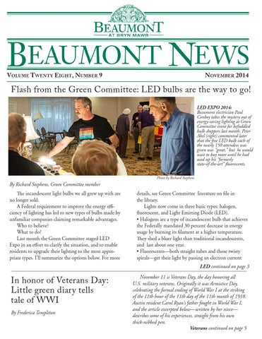 Beaumont News November 2014