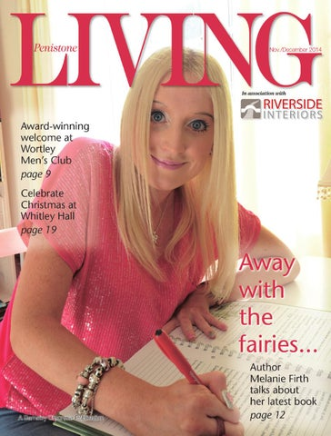 Front Cover Image for Penistone Living | November 7th 2014