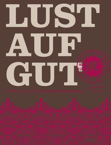 LUST AUF GUT Magazin | Karlsruhe & Baden-Baden Nr. 37