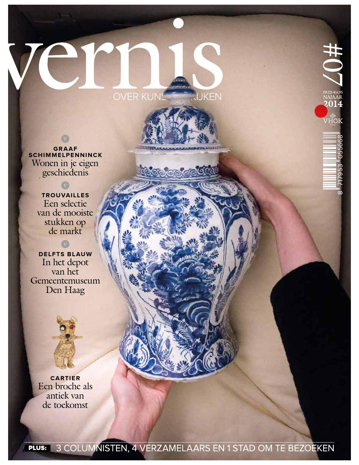 Vernis Magazine, edition#6 by Koninklijke VHOK - issuu