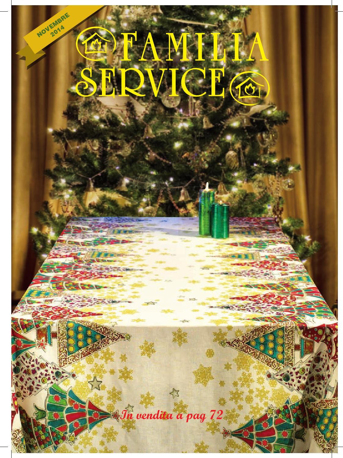 Familia Service. Catalogo Natale 2016 by Familia Service - issuu