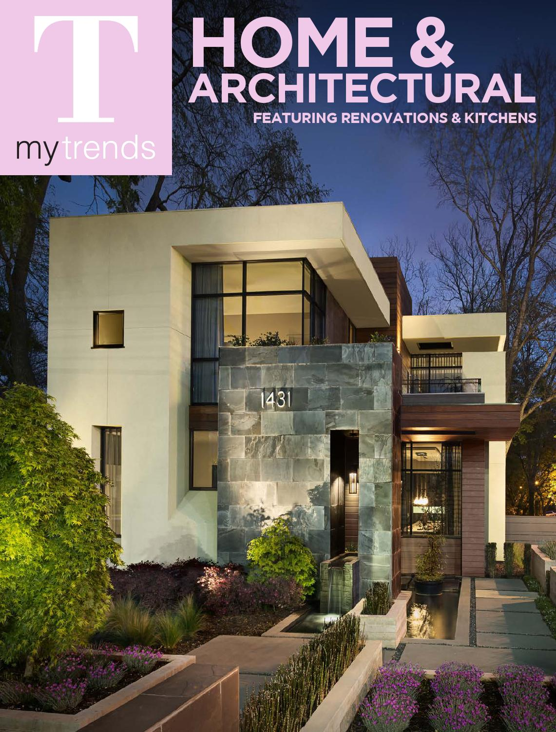 HOME amp; ARCHITECTURAL TRENDS USA Vol 30/05 by m.trendsideas