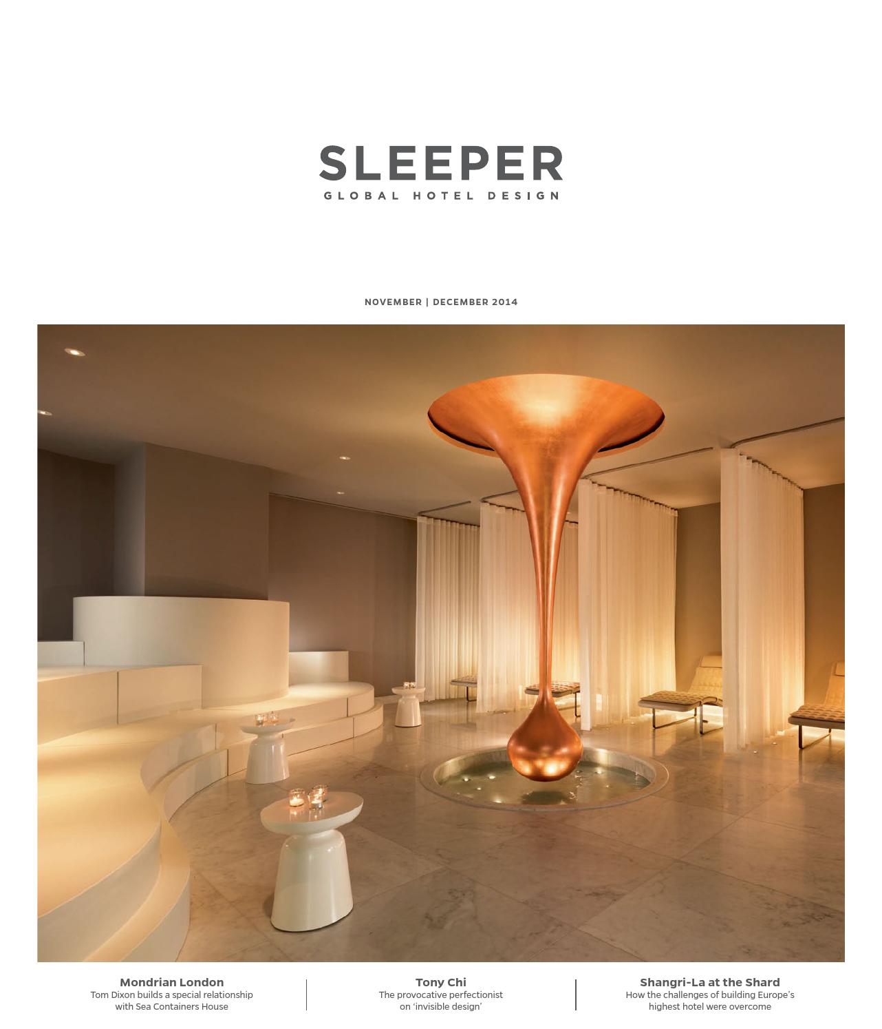 Sleeper November December 2014 Issue 57 By Mondiale Publishing Issuu
