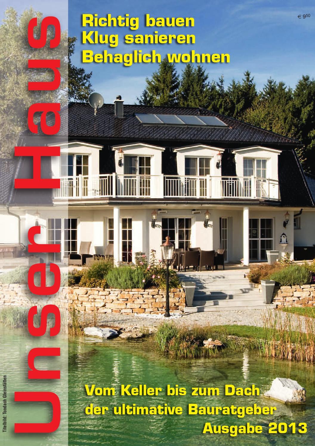 ^ Unser Haus 2013 by oland Kanfer - issuu