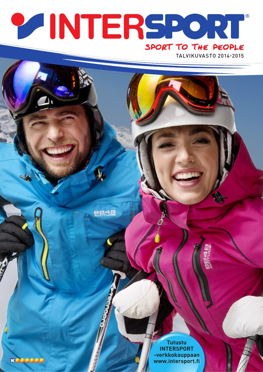 Intersportin talvikuvasto by intersport finland issuu