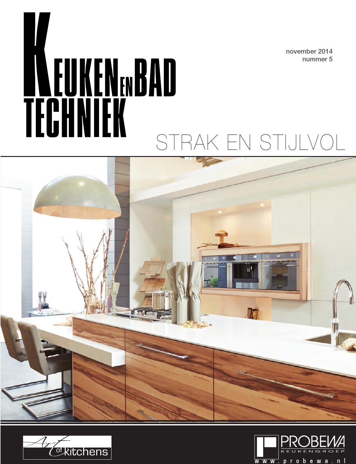 Keuken en Badtechniek by Uitgeverij De Schouw - issuu