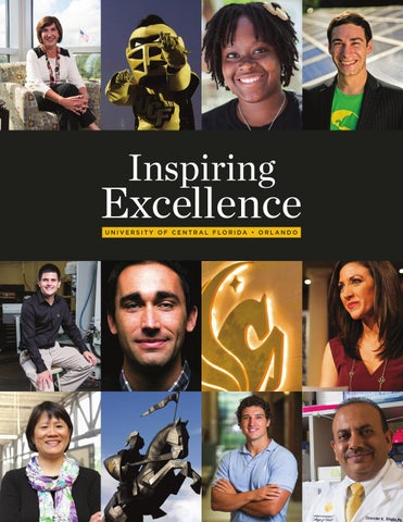2014 Profiles Brochure: Inspiring Excellence