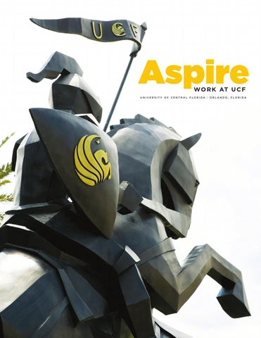 Aspire: Work at UCF