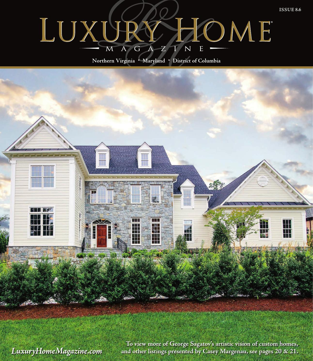 Home Magazine: Luxury Home Magazine Washington DC By Luxury Home Magazine
