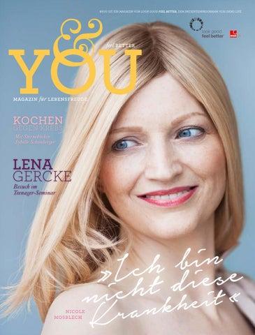 DKMS LIFE &you - Ausgabe 2 2014