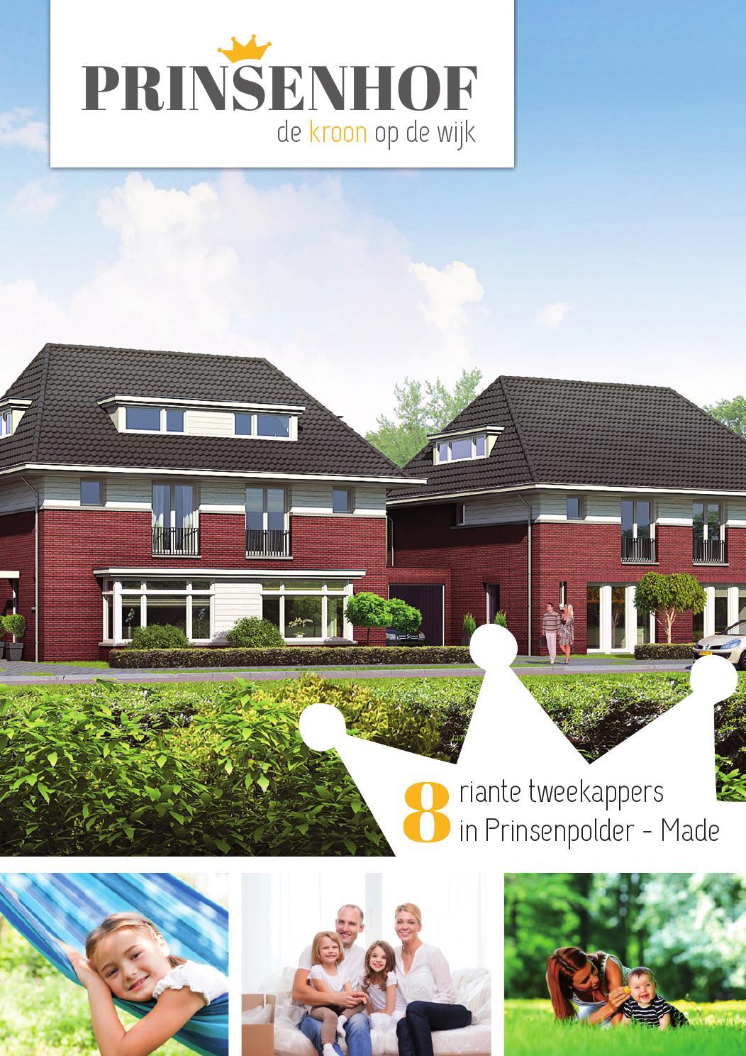 Prinsenhof verkoopbrochure by dmarc   issuu