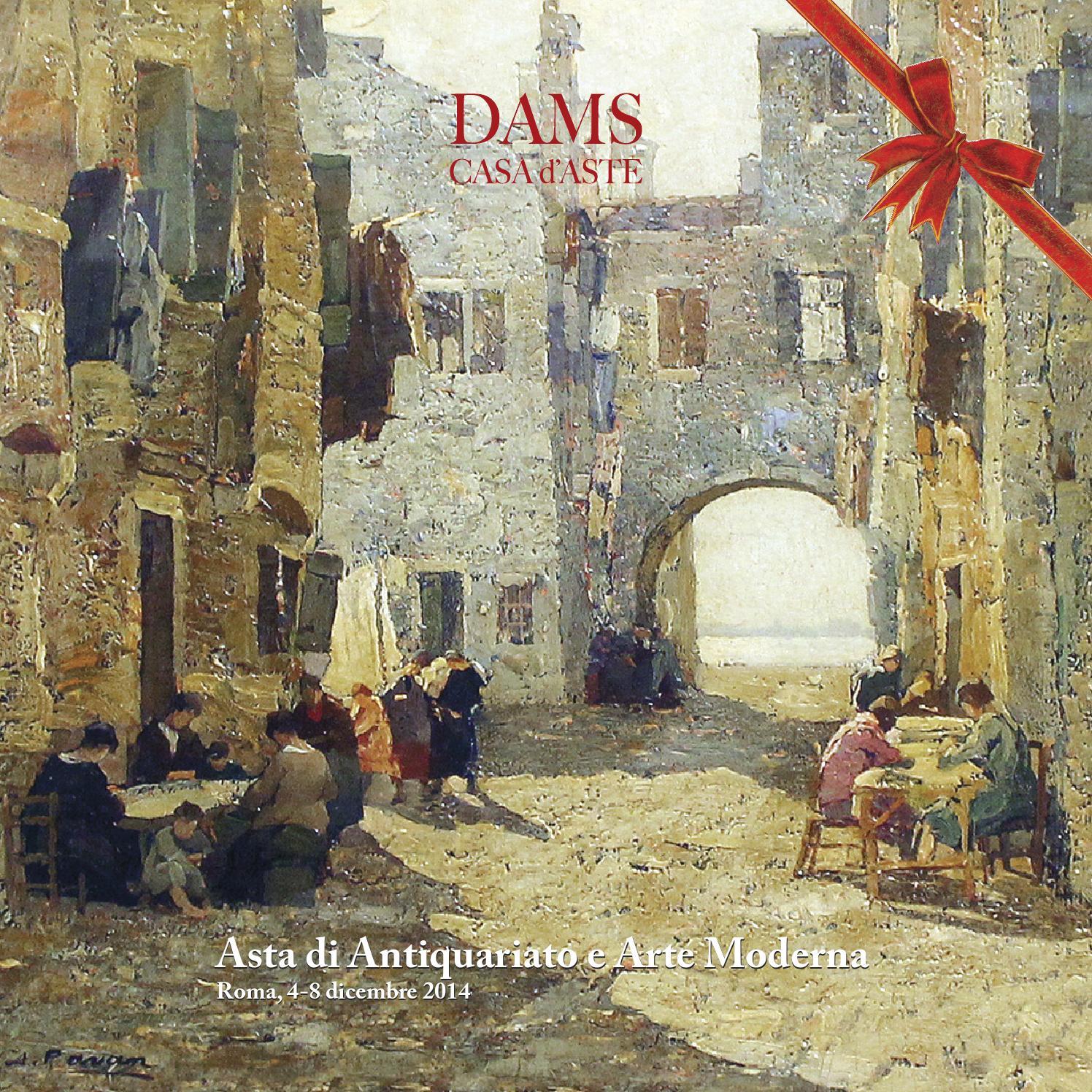 Catalogo asta 16-20 marzo 2016 by Dams Casa Aste - issuu