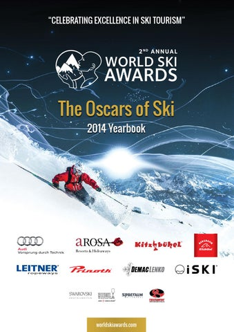 World Ski Awards 2014 Yearbook