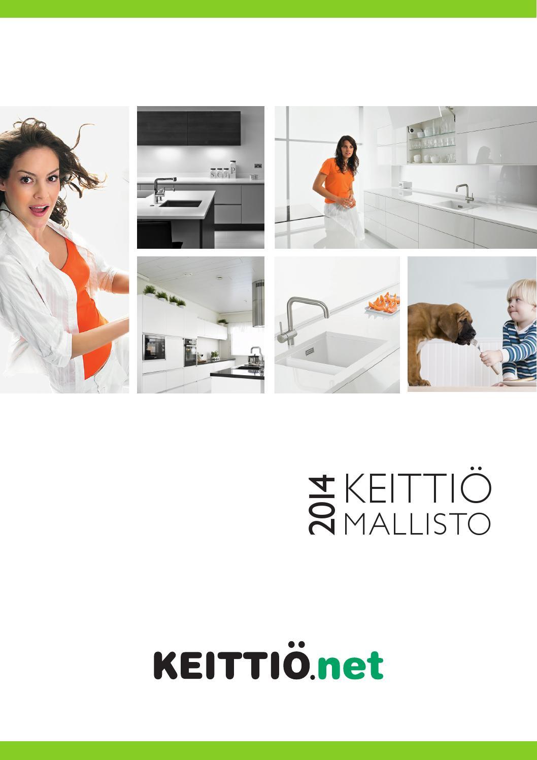 Keittionet kuvasto 2014 by Ideal keittiöt  issuu