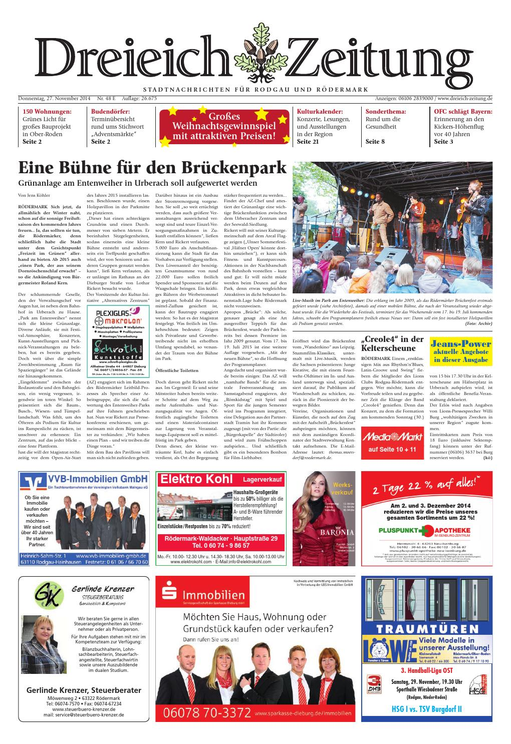 ^ DZ_Online_049_ by Dreieich-Zeitung/Offenbach-Journal - issuu