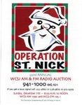 Operation St Nick 2014
