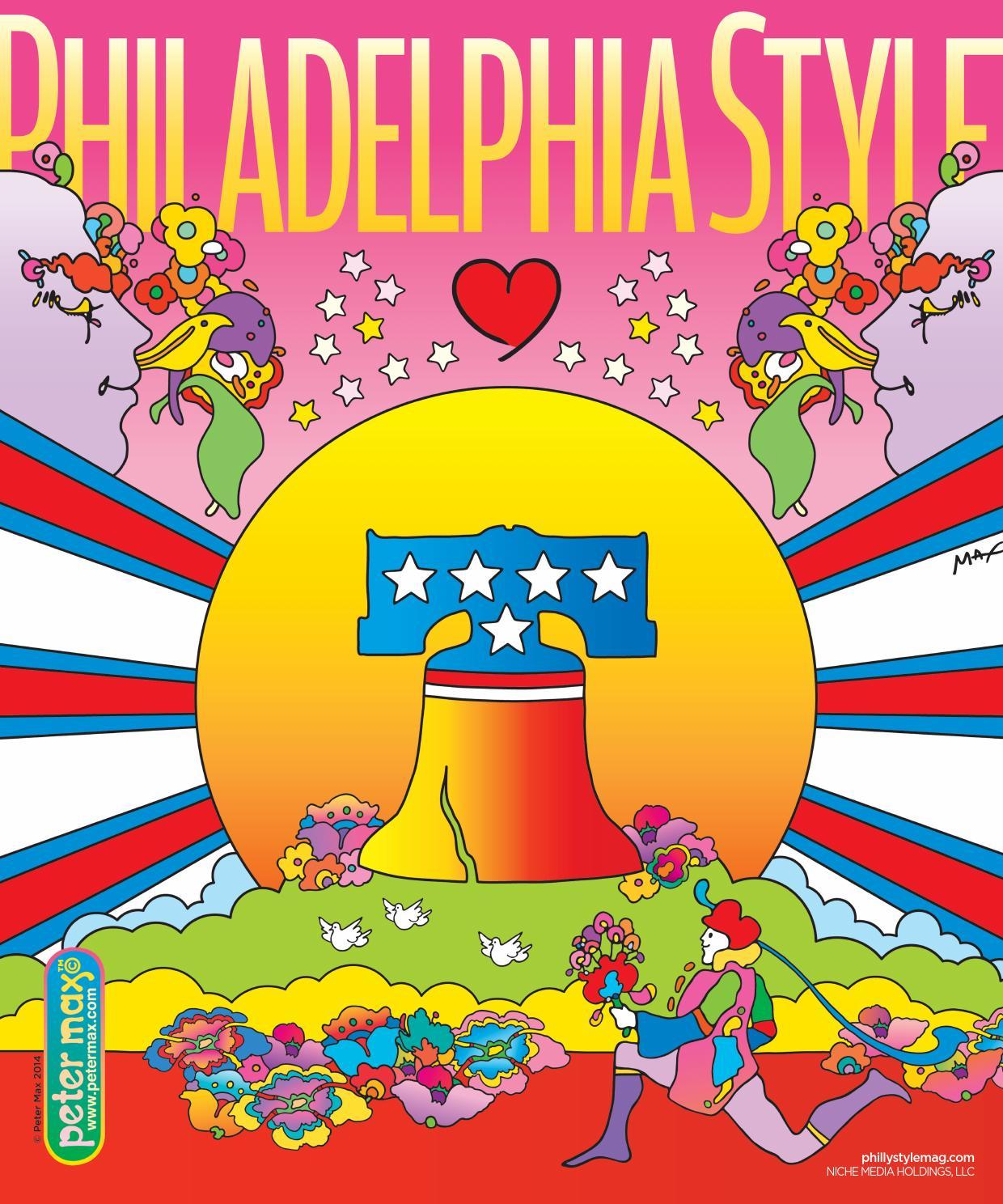 philadelphia style issue summer art of the city by philadelphia style 2014 issue 3 summer