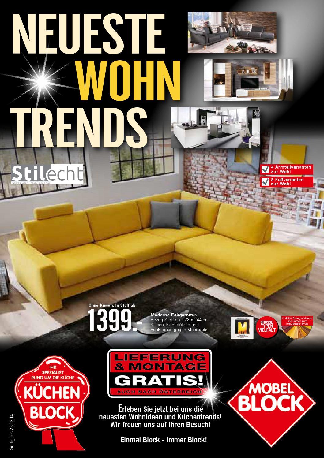 moebel block kw49 by russmedia digital gmbh issuu. Black Bedroom Furniture Sets. Home Design Ideas