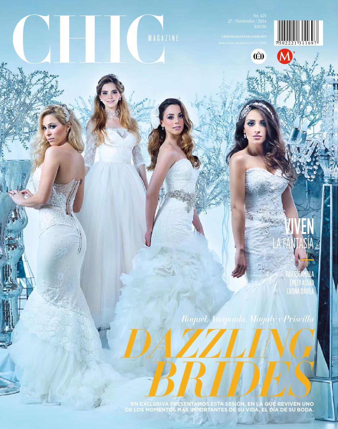 Chic Magazine 421 By Chic Magazine Monterrey Issuu