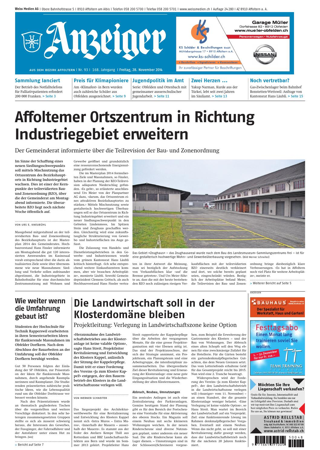 093 2014 by AZ-Anzeiger - issuu