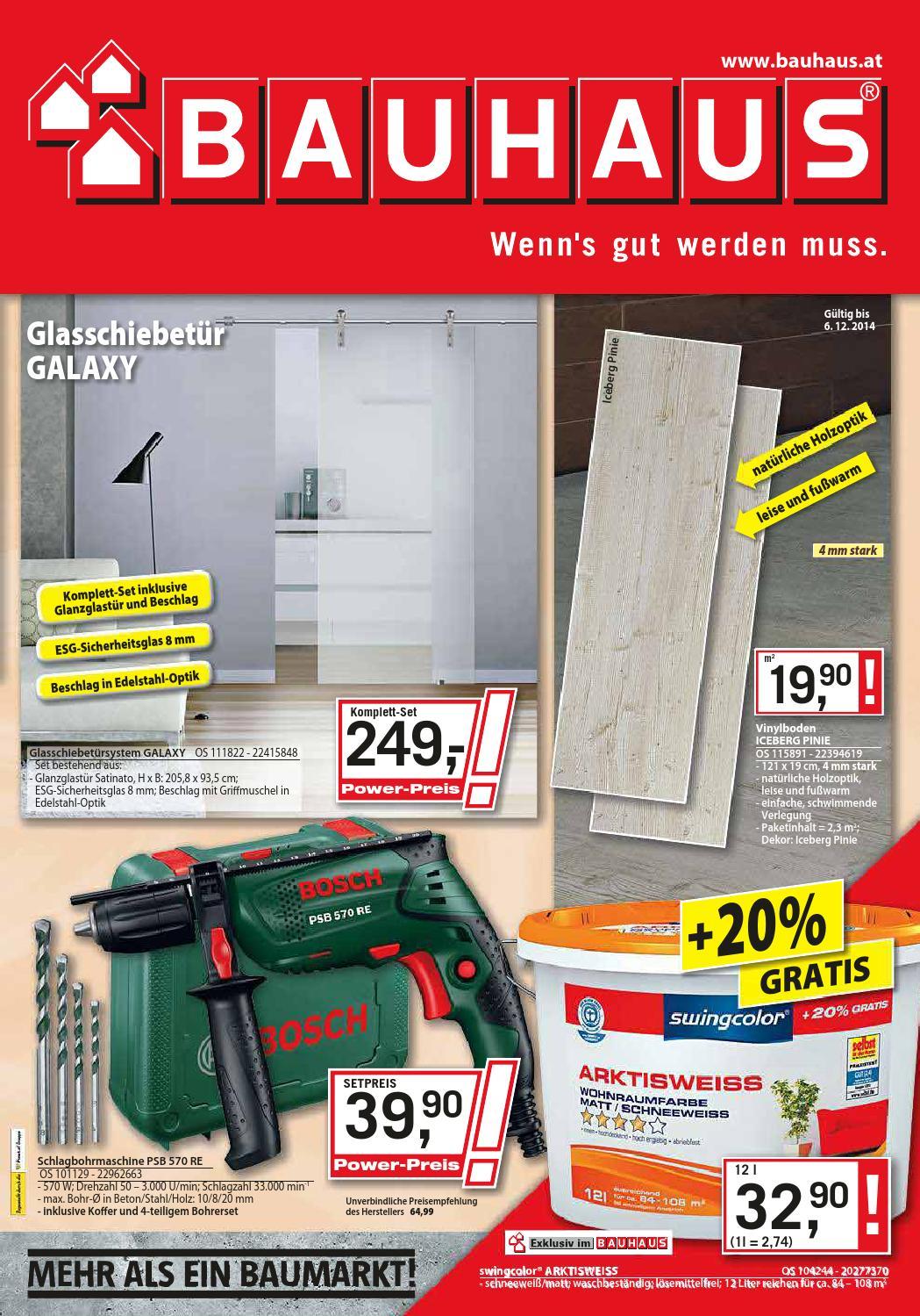 Bauhaus angebote 24november 6dezember2014 by promoangebote - Bauhaus regensburg angebote ...
