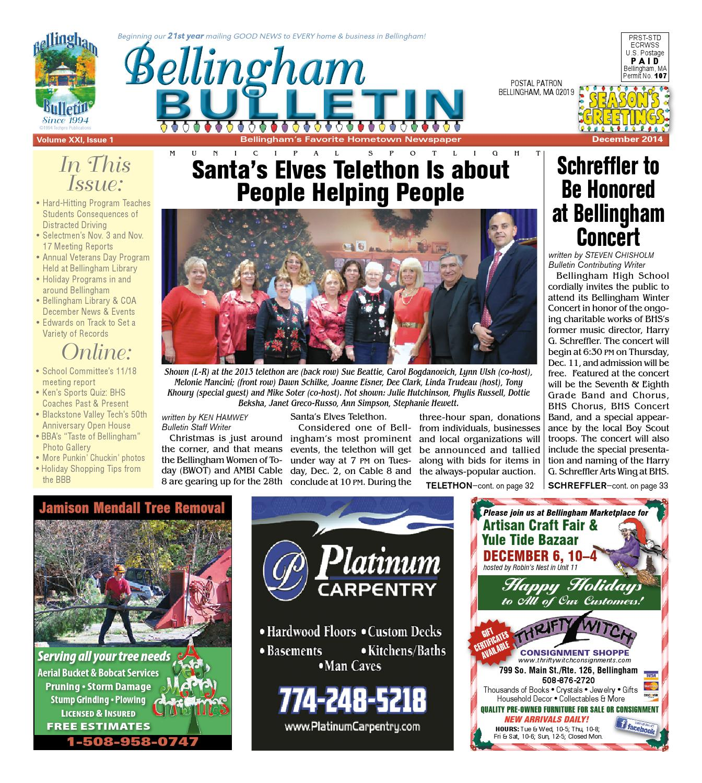 bellingham bulletin dec by bellingham bulletin issuu