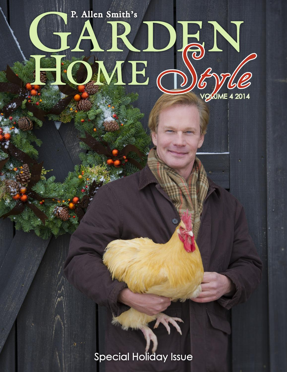 rtt 1 allen smith Paul allen smith is a television host, garden designer, conservationist, and lifestyle expert he is the host of three television programs p allen smith's garden home and p allen smith's.