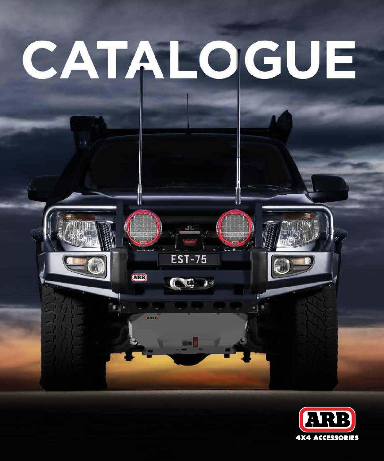 ARB Catalogue 2015 by ARB4x4 - issuu