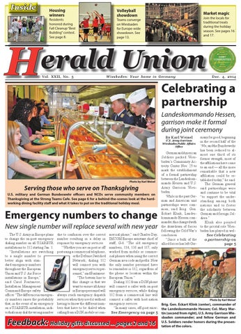 Herald Union, Dec 4, 2014