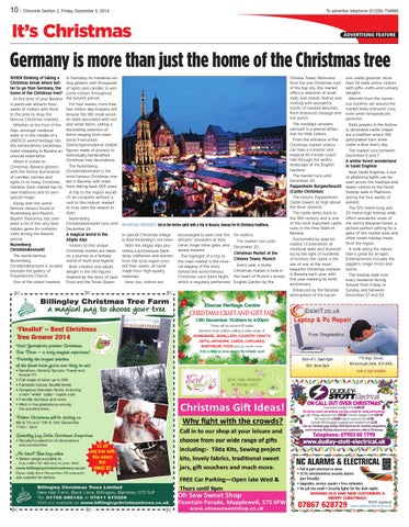 Front Cover Image for It's Christmas Feature - 05 December 2014