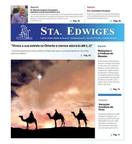 [Jornal Sta Edwiges (Dezembro/2014)]
