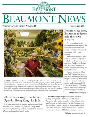 Beaumont News December 2014