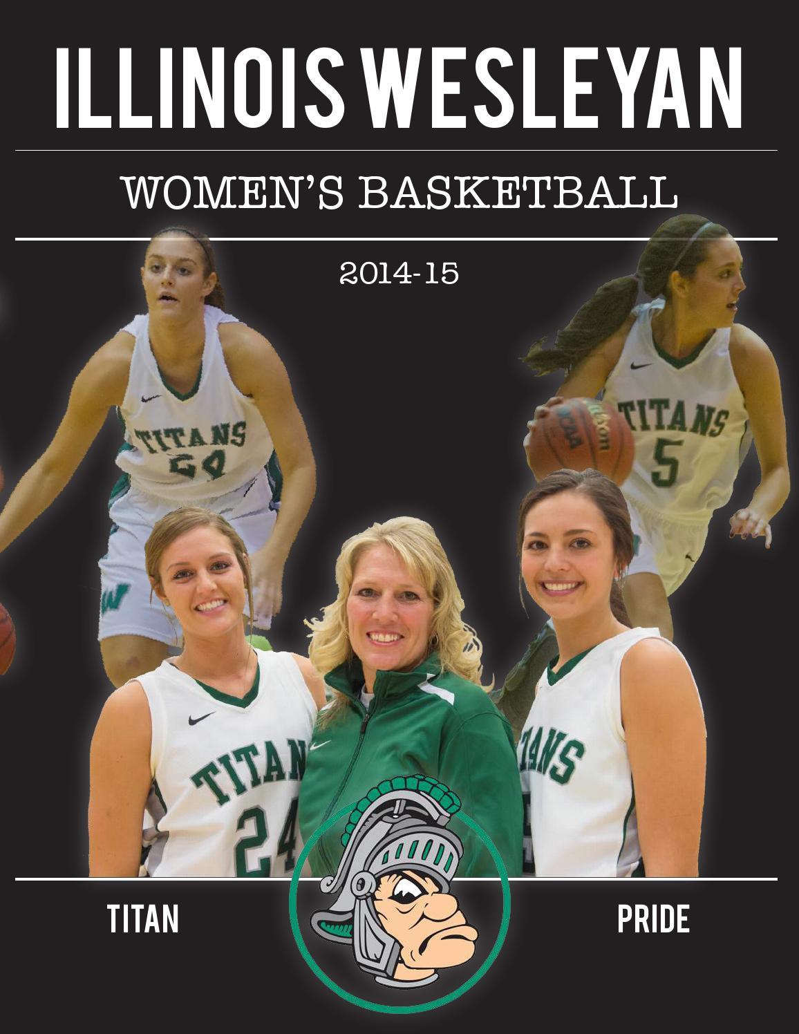 2014 15 Illinois Wesleyan women's basketball book by Illinois Wesleyan University - issuu