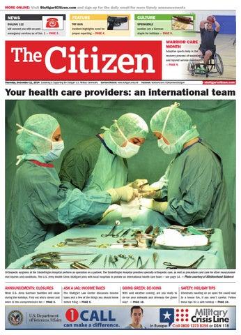 The Citizen - Dec. 11, 2014