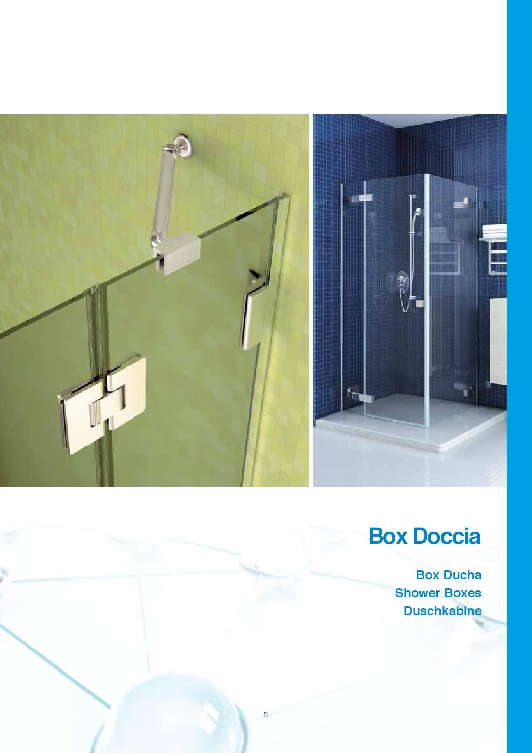 Box Doccia by Minusco - issuu
