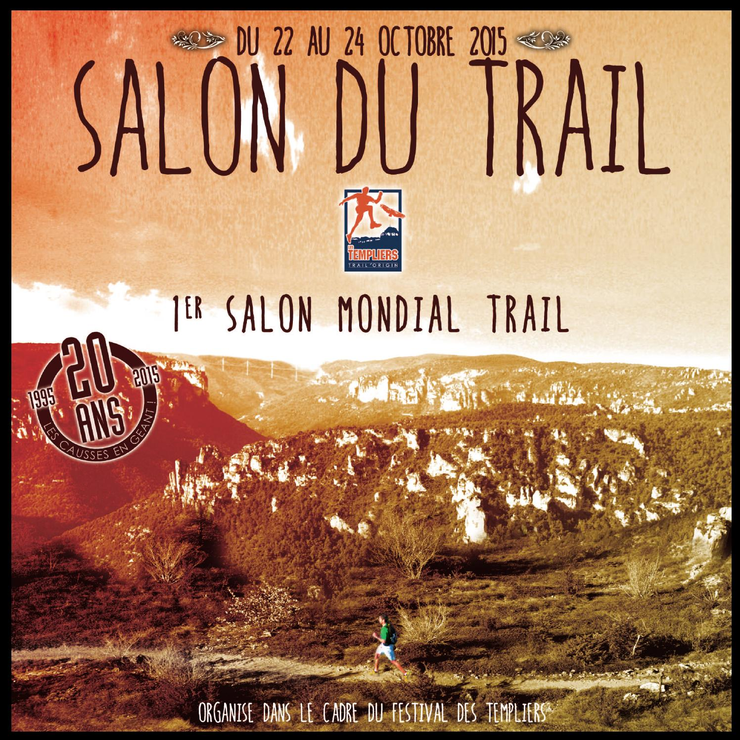 salon du trail 2015 by bertrand gilles issuu