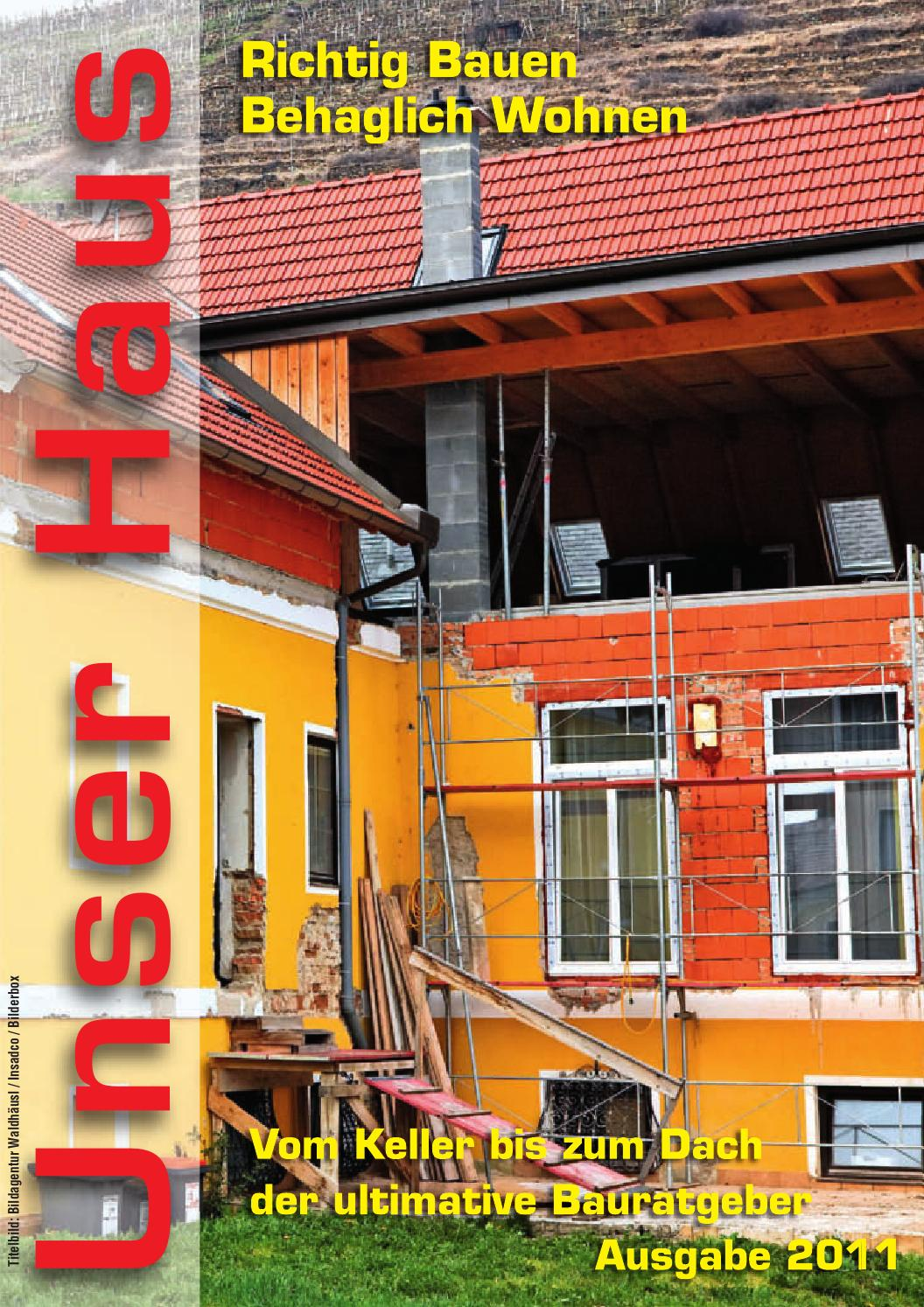 bauen! 4/5-2012 by Fachschriften Verlag - issuu
